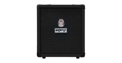 Orange Crush Bass 25 Bass Combo, Black
