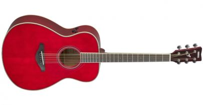Yamaha FS-TA TransAcoustic in Ruby Red