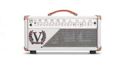Victory Amplifiers V40 Deluxe Guitar Amplifier Head