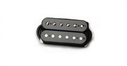 Bare Knuckle Boot Camp Old Guard Humbucker Set, Black Open Coil