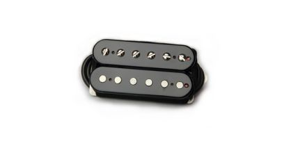 Bare Knuckle Boot Camp Brute Force Humbucker Set, Black Open Coil