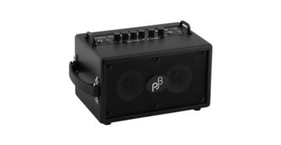 Phil Jones Bass BG-75 Double Four, Personal Micro Bass Amp, Black