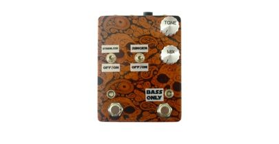 Flattley Bass Sub Octave with Switchable Ring Modulation