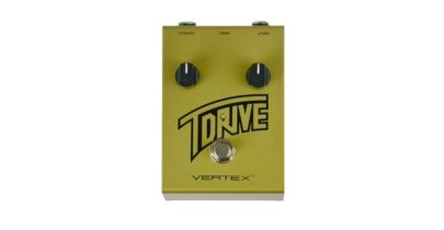 Vertex Effects T Drive, Shoreline Gold
