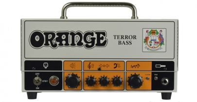 Orange Terror Bass 500W Hybrid Bass Amp