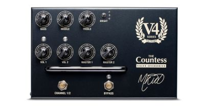 Victory Amplifiers V4 The Countess Pedal Preamp
