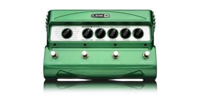 Line 6 DL4, Delay Stompbox Modeling Pedal