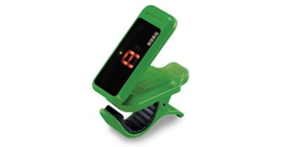 Korg Pitchclip Clip-On tuner - Green