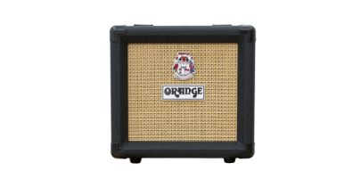 "Orange Dark Terror Cabinet 1x8"" Speaker (PPC108)"
