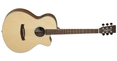 Tanglewood Discovery Series DBT SFCE BW, Electro Acoustic Guitar