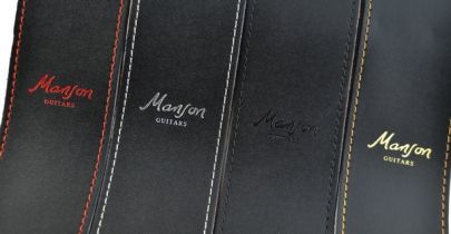 Manson Leather Strap Deluxe