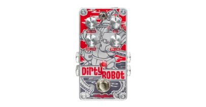 Digitech Dirty Robot, Stereo Mini-Synth Pedal