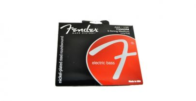 Fender 7250m 5 Bass Strings 45-125