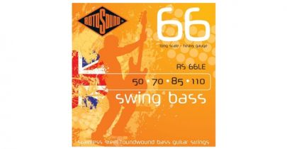 Rotosound RS66LE Swing Bass 66 (50-110)
