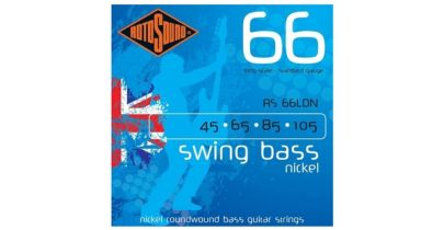 Rotosound RS66LDN Swing Bass 66 Nickel (45-105)