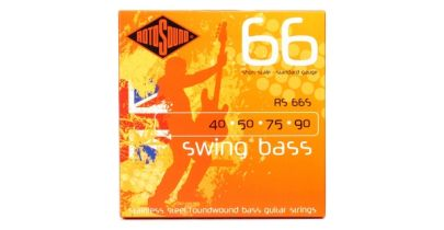 Rotosound RS66S Swing Bass 66 (40-90)