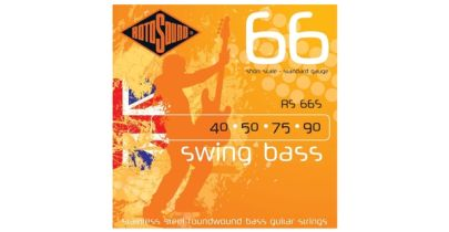 Rotosound RS66M Swing Bass 66 (40-90)