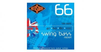 Rotosound SM66N Swing Bass 66 Nickel (40-100)