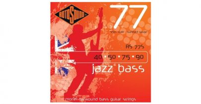 Rotosound RS77S Jazz Bass Flatwound Short Scale (40-90)