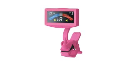 Korg Pitchcrow Tuner Pink
