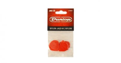 Dunlop Nylon Jazz III Player Pack - Pack of 6