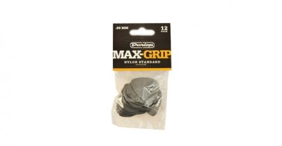 Dunlop Max-Grip Nylon Standard .88mm Players Pack - Pack of 12