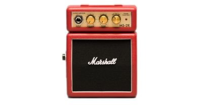 Marshall MS-2R, Red