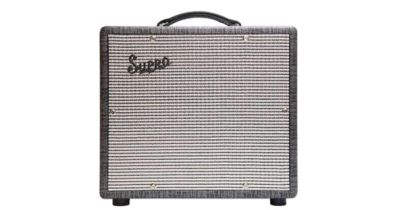 "Supro 1600 Supreme 1x10"" Tube Amplifier"