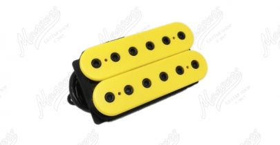 DiMarzio Evolution Bridge F Spaced Pickup, Yellow