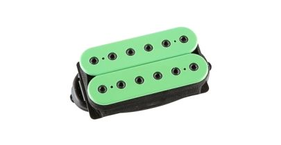 DiMarzio Evolution Bridge F Spaced Pickup, Green