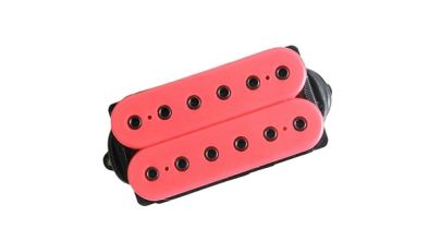DiMarzio Evolution Bridge F Spaced Pickup, Pink