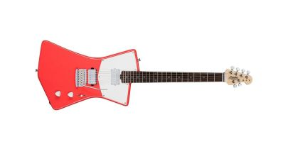 Sterling By Music Man St. Vincent HH, Fiesta Red