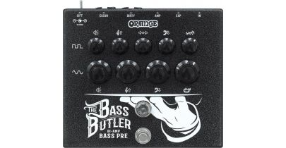 Orange Bass Butler Bi-Amp Bass Pre
