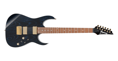 Ibanez RG421HPAH-BWB, Blue Wave Black