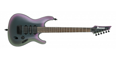Ibanez Axion Label S671ALB-BAB, Black Aurora Burst
