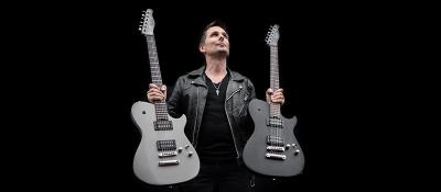 NAMM 2020: Official Manson Guitar Works META Series Matthew Bellamy Signature Guitar